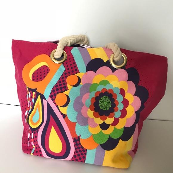 amika Handbags - Amika Large Tote Pink